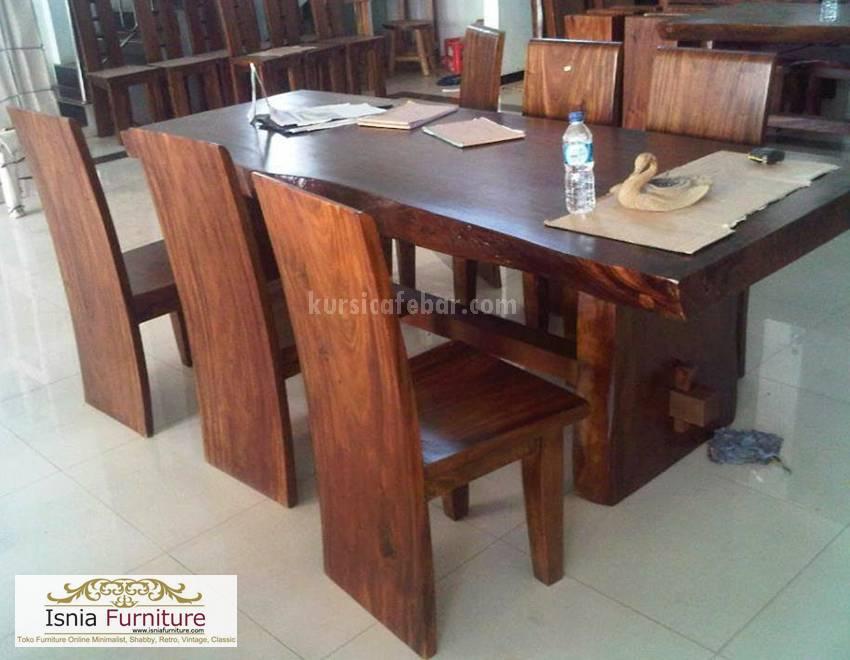jual-meja-makan-trembesi-6-kursi Jual Meja Makan Trembesi 6 Kursi