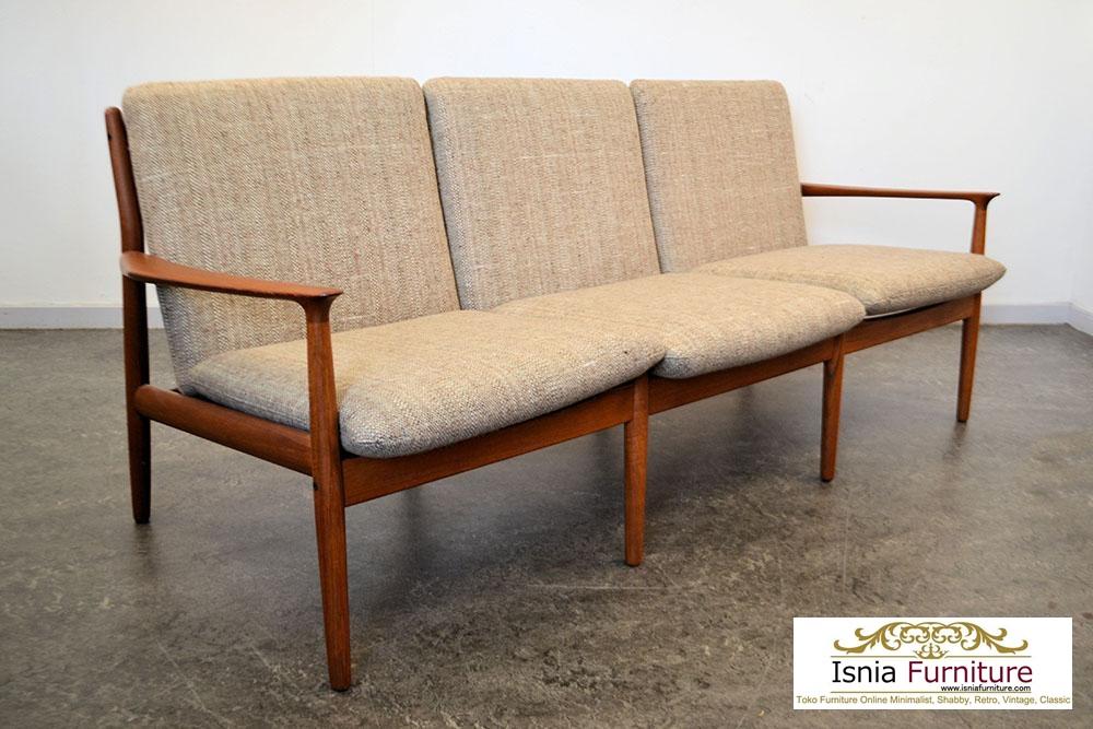Kursi Sofa Jati Minimalis Sofa Panjang 2 3 Dudukan Ruang Tamu