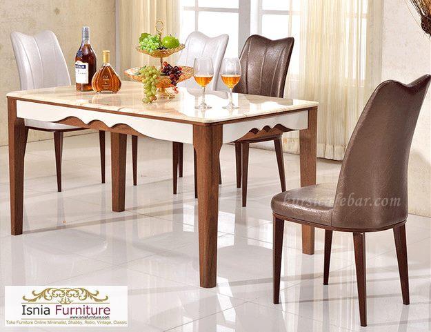 meja-makan-minimalis-4-kursi-modern Meja Makan Minimalis 4 Kursi Modern