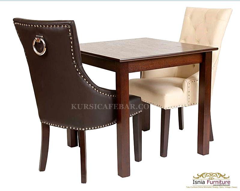 meja-makan-minimalis-terbaru-2-kursi-jok Meja Makan Minimalis Terbaru 2 Kursi Jok