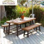 Kursi Cafe Outdoor Rustik Modern