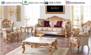 Kursi Sofa Ukiran Klasik Set