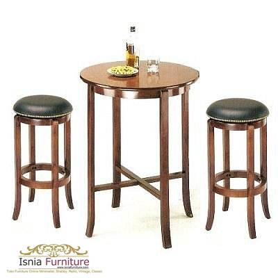 Bar-stool-natural-jok-hitam Bar Stool Natural Jok Hitam