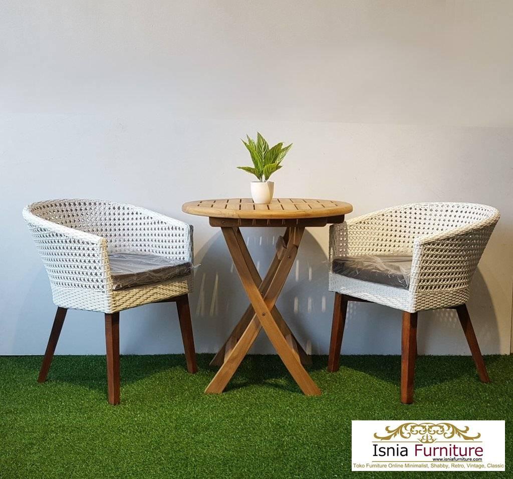 Kursi-Cafe-Vintage-Jati Model Kursi Cafe Unik Bahan Kayu Jati Paling Top