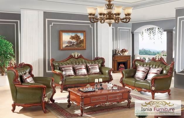 kursi-tamu-sofa-mewah-klasik Kursi Tamu Klasik Modern Mewah Kayu Jati