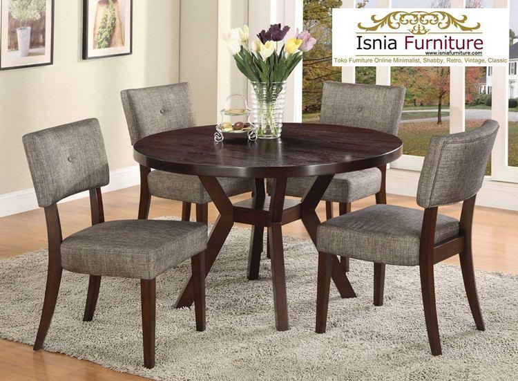 set-kursi-makan-modern Set Meja Kursi Makan Bandung Modern Minimalis