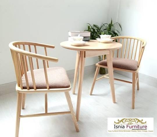 Kursi-Cafe-Kayu-Populer-Minimalis-Modern-2017 240+ Meja Kursi Cafe Kayu Unik Minimalis Terbaru 2019 Murah