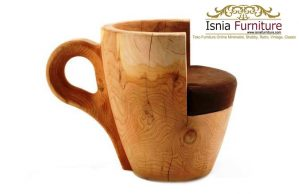 Kursi Cafe Unik Model Coffe Cup