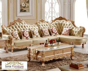 Kursi Mewah Sofa Tamu Terbaru