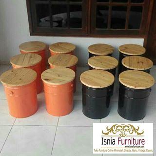kursi-cafe-bandung-unik Jual Kursi Cafe Bandung Outdoor Jati Kaleng Unik