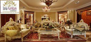 Jual Kursi Tamu Sofa Mewah Luxury Ukiran Jepara