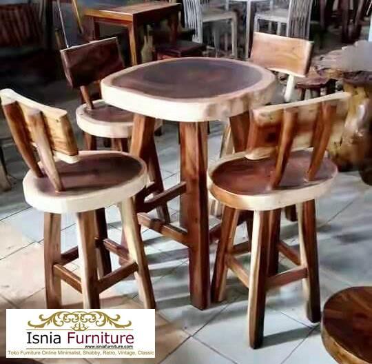 kursi-bar-kayu-trembesi-terbaru Model Kursi Bar Unik Terbaru Kayu Trembesi Jakarta Termurah