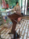 Jual Podium Stainless Surabaya Untuk Masjid Dan Kantor