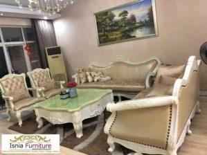 Jual Set Kursi Tamu Mewah Sofa Modern Harga Murah