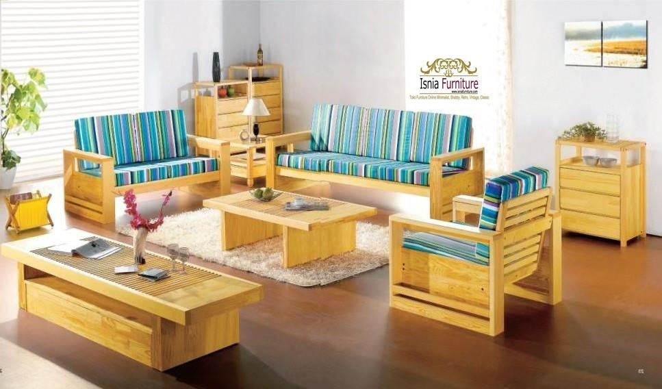 kursi-tamu-modern-minimalis-kayu-jati Kursi Tamu Modern Minimalis Kayu Jati Desain Terbaru