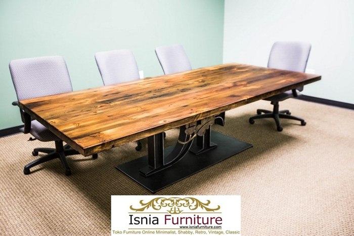 suar-dining-table Furniture Kayu Trembesi Jakarta