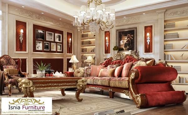 kursi-tamu-sofa-mewah Kursi Tamu Sofa Michael Jackson Desain Mewah Ukir