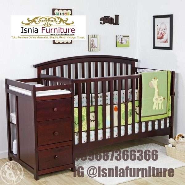 ranjang-bayi Jual Ranjang Bayi Minimalis Laci