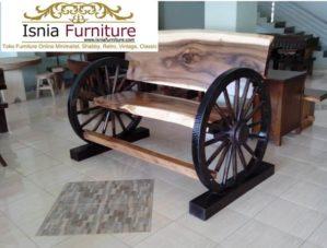 Furniture Trembesi Antik