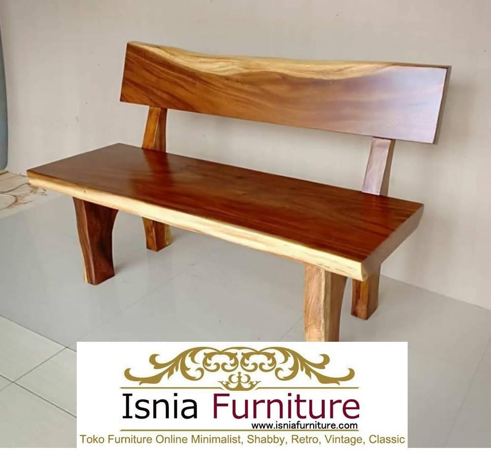 kursi-taman-kayu-suar Jual Kursi Taman Kayu Trembesi Solid