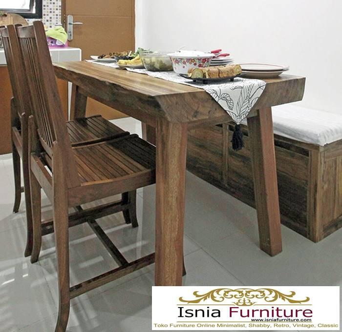 meja-kayu-munggur-tebal-utuh Jual Meja Kayu Munggur Solid Murah Terpopuler
