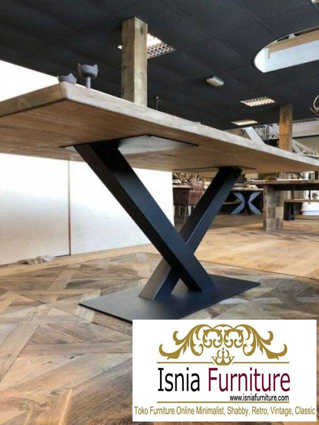 kaki-meja-besi-hollow-terbaru-terlaris-murah Jual Kaki Meja Besi Hollow Modern Paling Unik