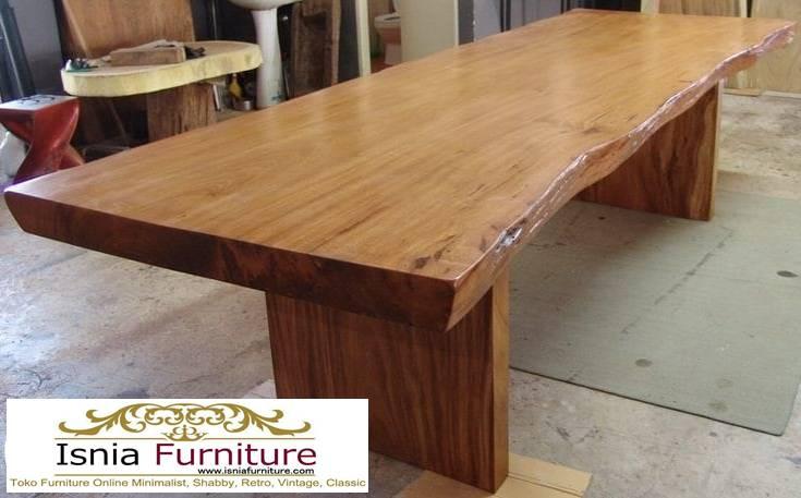 meja-kayu-lebar-solid-paling-terlaris Jual Meja Kayu Lebar Minimalis Solid Terpopuler