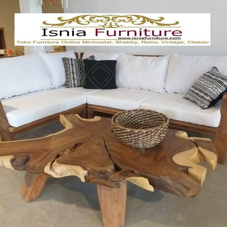 meja-tamu-kayu-trembesi-jakarta-cocok-dengan-set-kursi-tamu Jual Meja Tamu Trembesi Jakarta Minimalis Solid Unik
