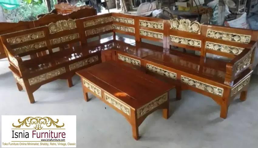 kursi-kayu-mahoni-model-bangku-unik Jual Kursi Kayu Mahoni Desain Minimalis Modern