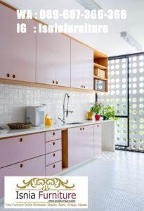 Jual Kitchen Set Hpl Demak Paling Populer